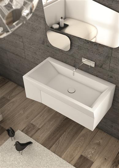 Planit presenta il lavabo teatro disegnato da luca scacchetti bagno italiano blog - Il bagno teatro ...