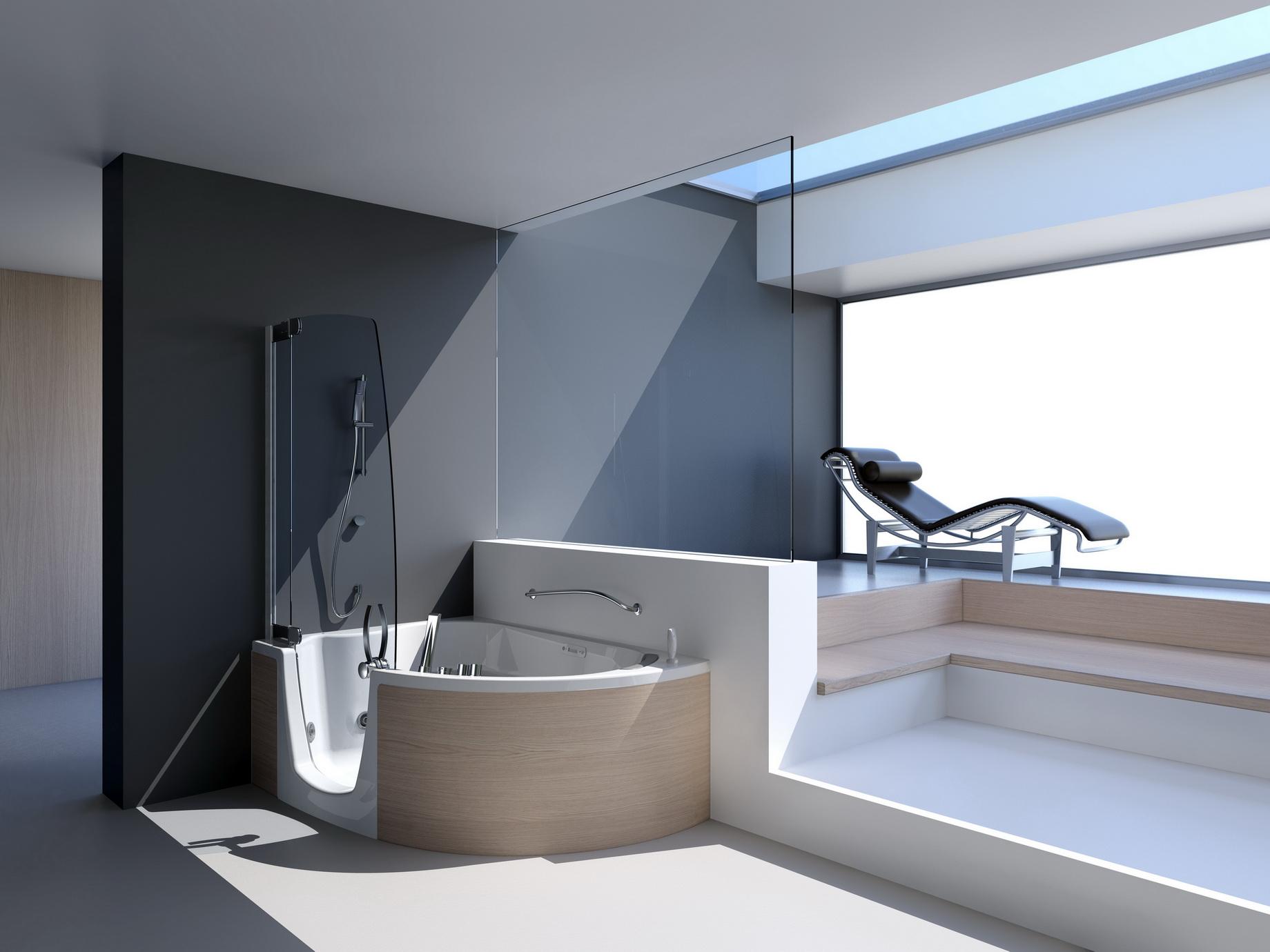 Teuco combinato 383 bagno italiano blog - Combinati vasca doccia ...