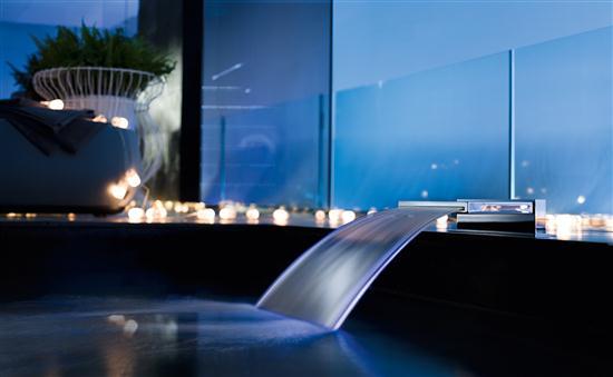 Nobili rubinetterie una cascata di benessere bagno - Nobili rubinetterie bagno ...