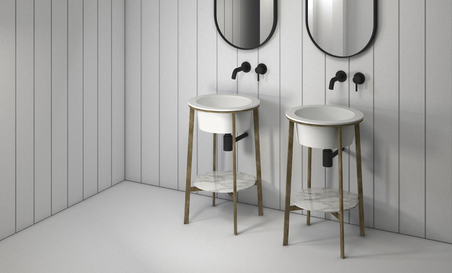 Catino, la collezione di design di Cielo - Bagno Italiano Blog