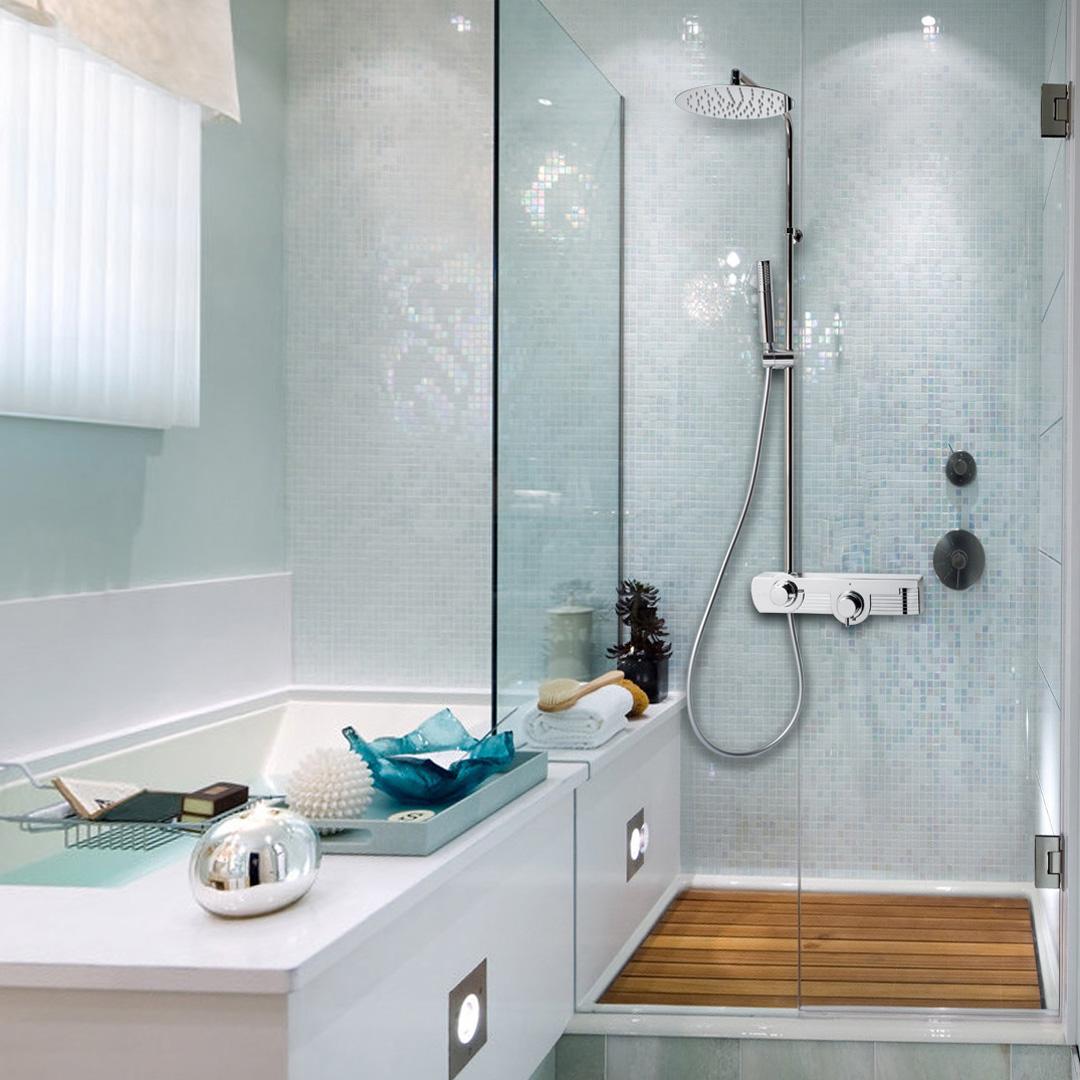 Colonna doccia jolly bagno italiano blog - Bagno termostatico ...