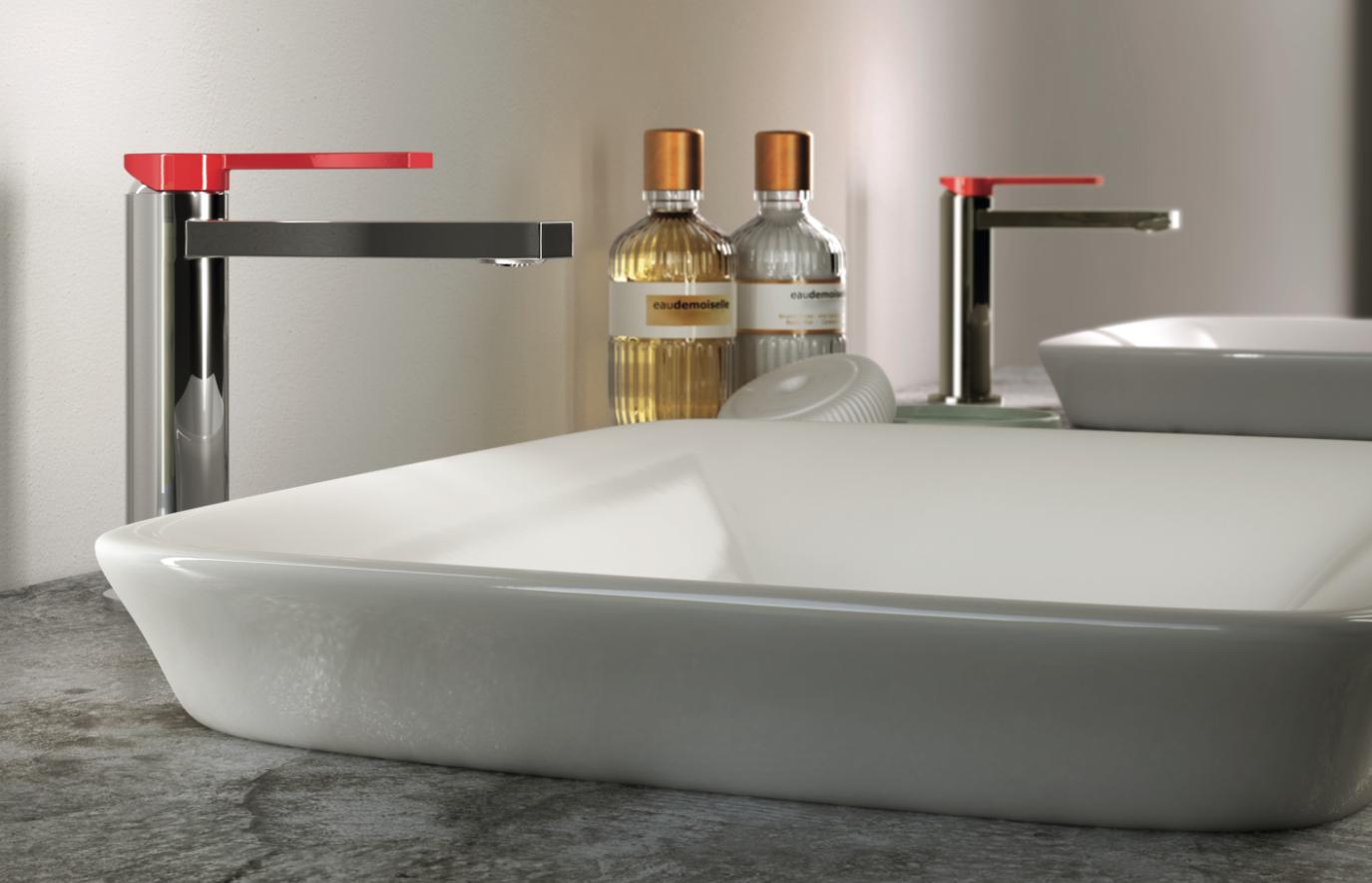 Color il nuovo miscelatore di gattoni rubinetteria - Rubinetteria moderna bagno ...