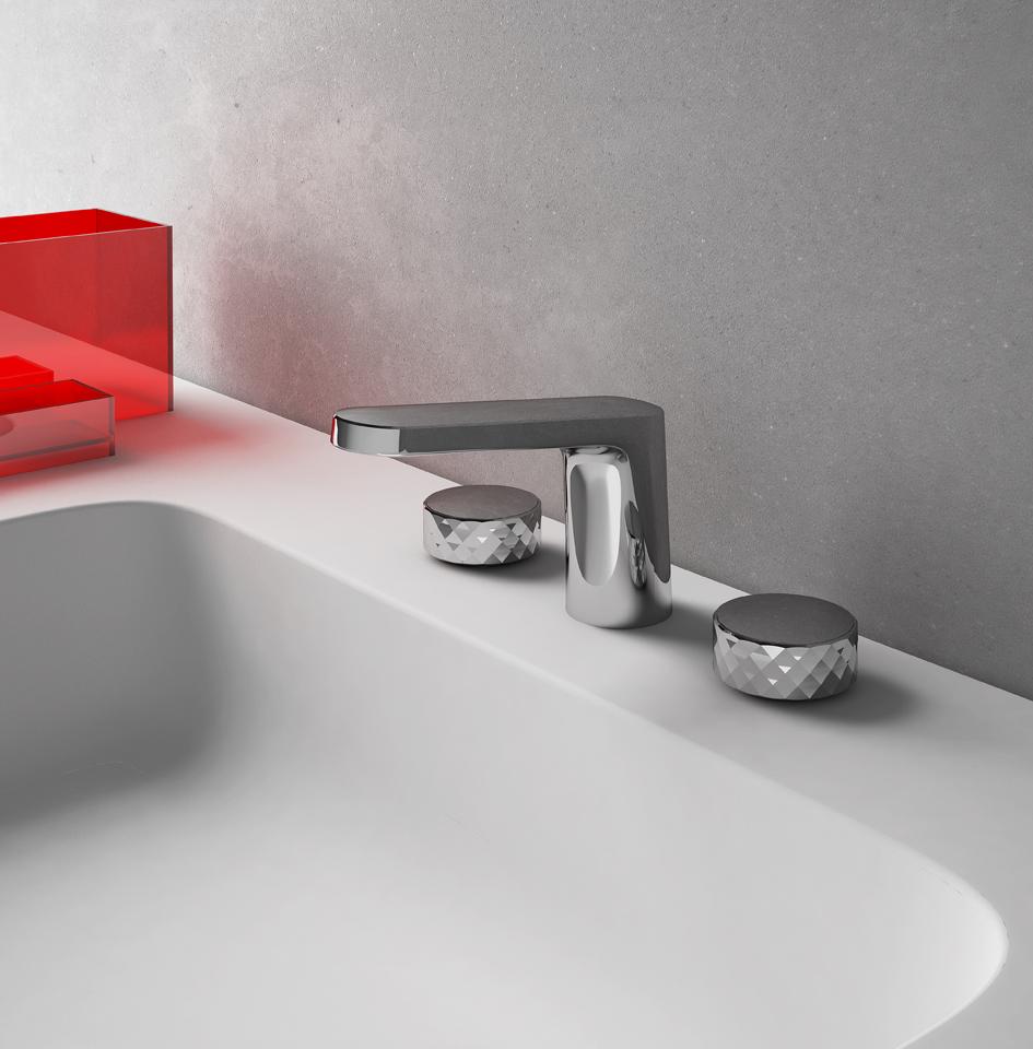 Texture rubinetti by fima bagno italiano blog - Rubinetti bagno frattini ...
