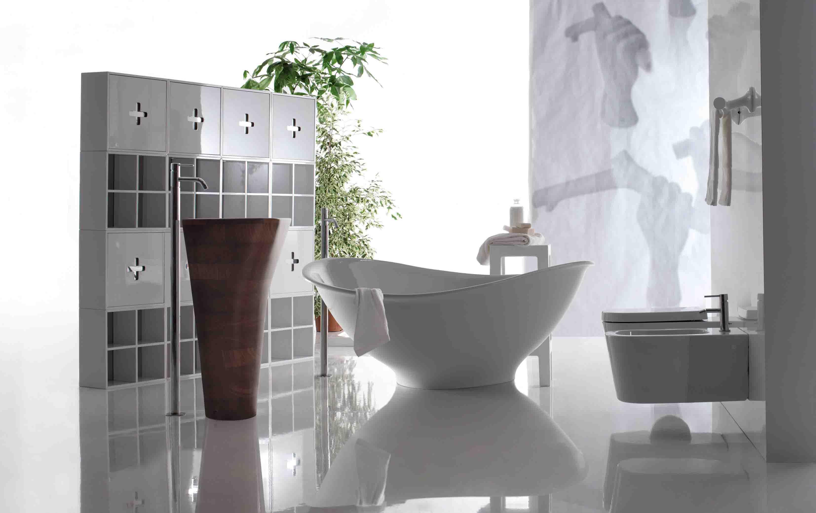 Vasca Da Bagno Piccola In Ceramica : Le vasche di ceramica galassia bagno italiano