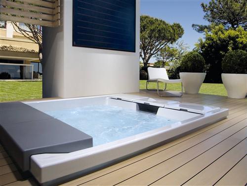 Il mondo delle piscine fuori terra - Minipiscine da esterno ...