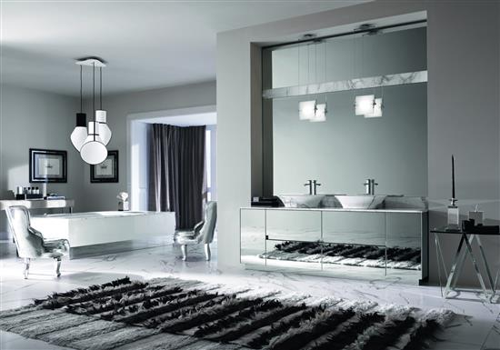 Mobile Da Bagno Glamour : Mobili da bagno milldue four seasons la collezione glamour bagno