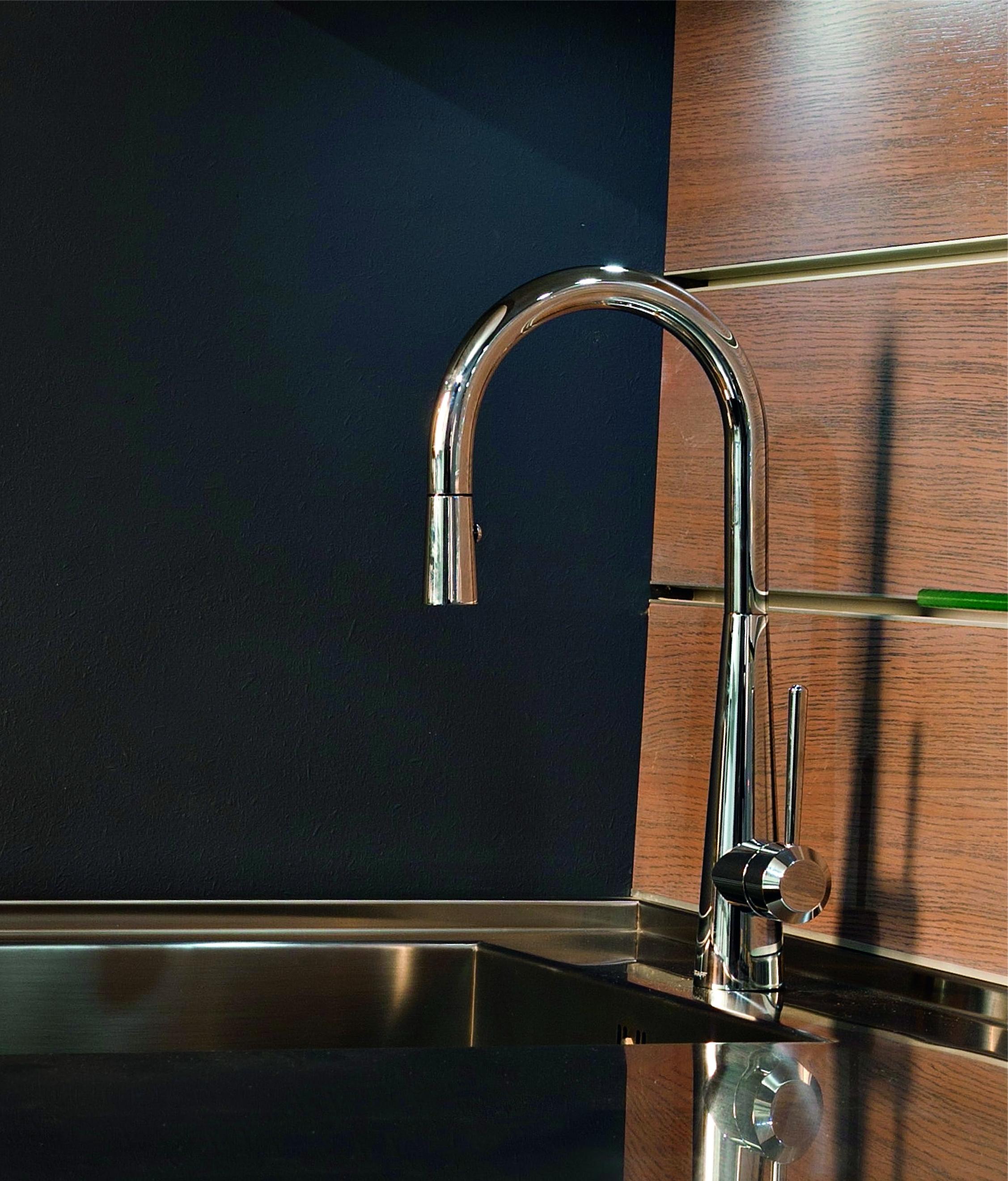 Conical by graff il design in cucina bagno italiano blog - Rubinetti design cucina ...