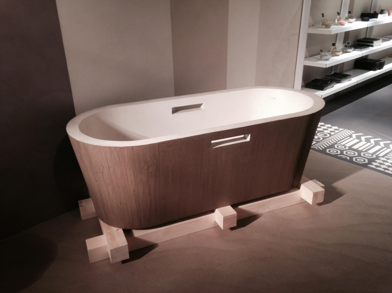 Design Bagno 2015 : Cement design protagonista del water design bagno italiano blog