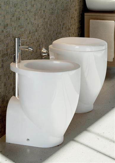 Is sanitari serie small rubinetteria geometry bagno - Sanitari small ...