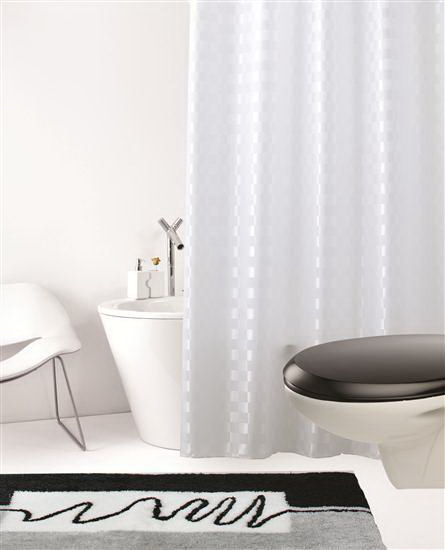 Tende bagno la nuova collezione di carrara matta - Carrara e matta accessori bagno ...