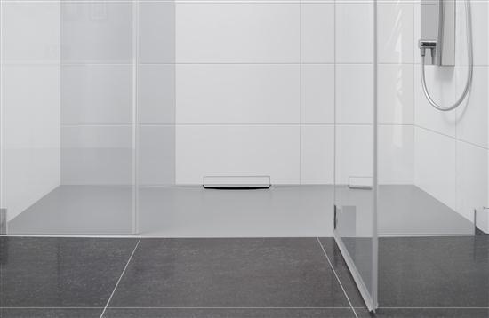 Piatto doccia filo pavimento xetis bagno italiano blog for Piatto doccia a filo pavimento