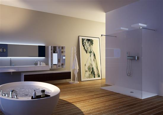 Nuove collezioni bagno presentata al cersaie moma design