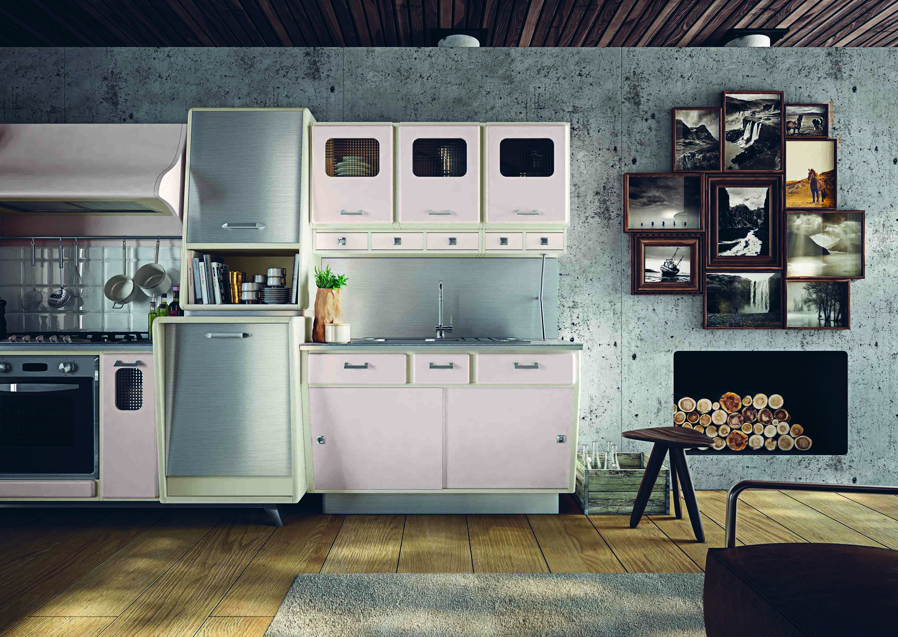 Saint Louis, cucina anni \'50 - Bagno Italiano Blog