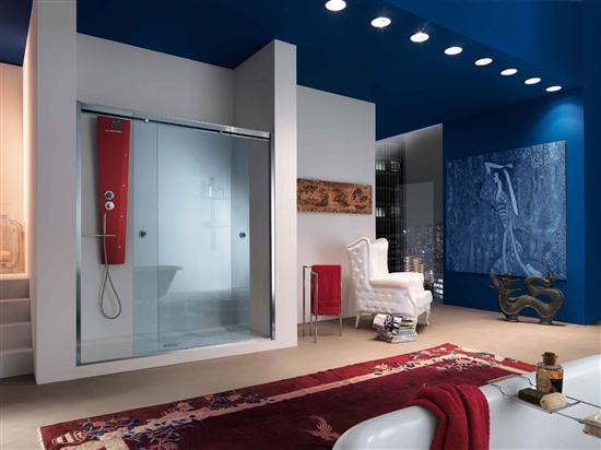 Cabine Doccia Samo : Novita samo cabine doccia bagno italiano
