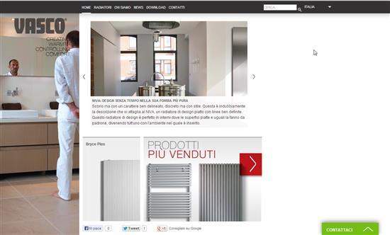 Radiatori decorativi vasco bagno italiano blog for Vasco radiatori