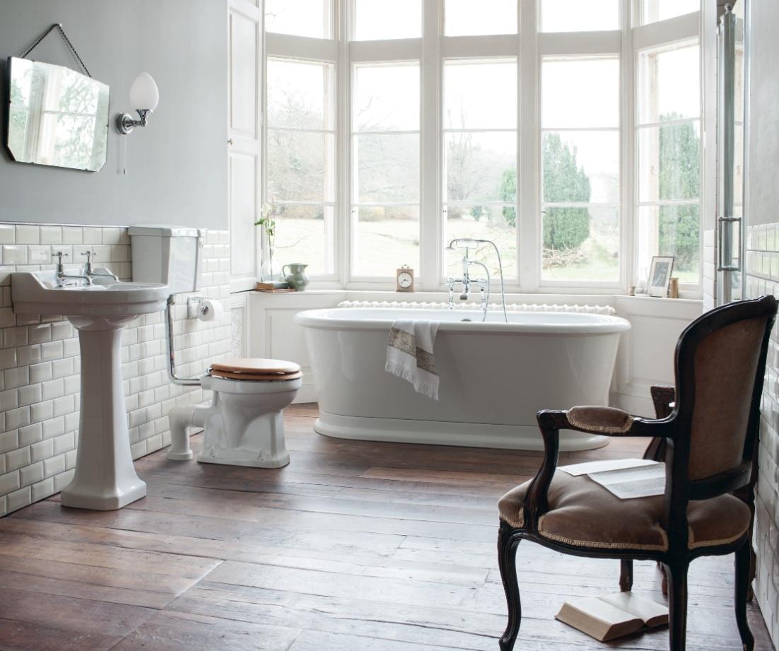 Burlington porta lo stile inglese a cersaie 2014 bagno italiano blog for Vasca da bagno in inglese