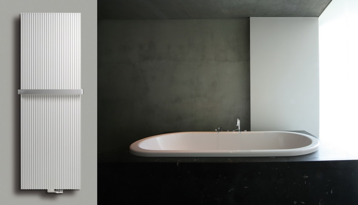 Vasco radiatori di design per la sala bagno bagno for Vasco radiatori