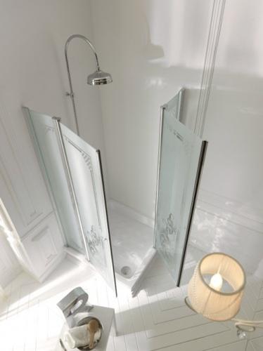Retrò, la nuova linea di docce di Kerasan - Bagno Italiano Blog